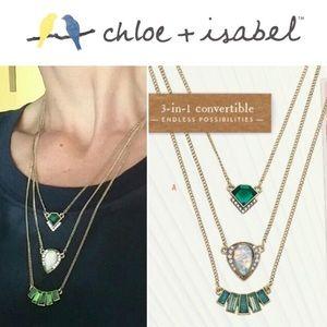 🆕 Marquesas Convertible Pendant Necklace c+i N328